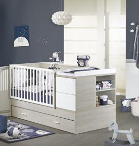 lits bébé évolutifs