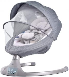 balancelle bébé automatique